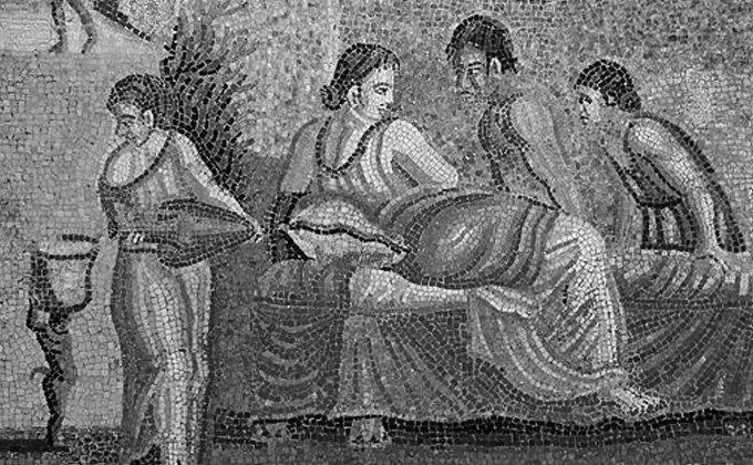 Проститутки разных времён