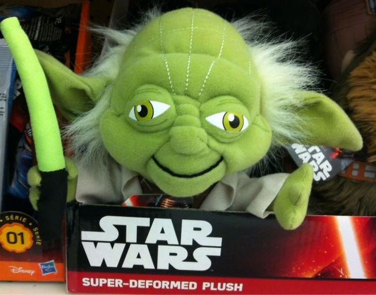 28 раз, когда игрушка получилась настолько странной, что лучше не дарить ее детям