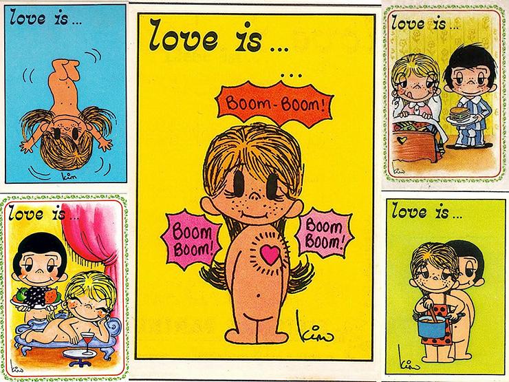 История любви комиксы фото на аватарку для женщины